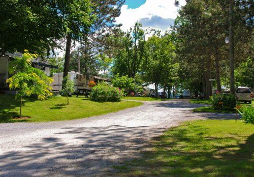 Région des Sources - Camping Villa du Campeur des Trois-Lacs