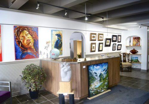 Région des Sources - Galerie Immergence-W