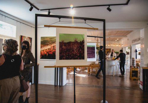 Région des Sources - Galerie G de BR - credit Jean-Pierre Moreau