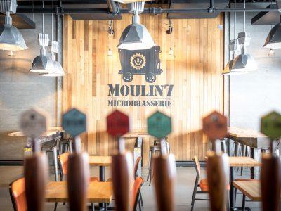 Région des Sources - Moulin 7 - bières en fut