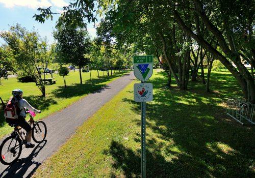 Région des Sources - Route verte 23