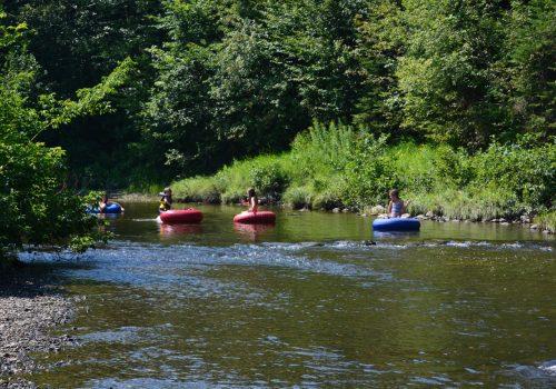 Région des Sources - Camping de la Rivière Nicolet