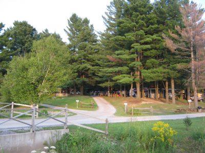Région des Sources - camping des pins - facebook- 2011