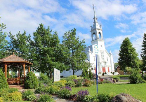 Région des Sources - Église Saint-Adrien